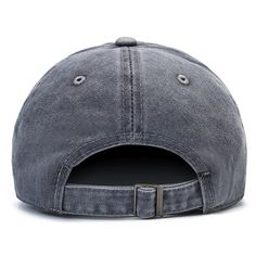 dd67f7530a5eb Mens Women Solid Washed Cotton Baseball Cap Funny Hat Sunshade Sport Summer  Hats