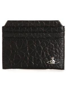 Vivienne Westwood / Logo Textured Cardholder