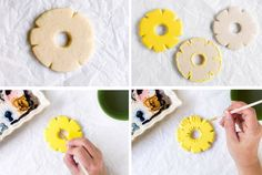How to Make Awesome Pineapple Cookies Decorated with Royal Icing Video   The Bearfoot Baker Pineapple Cookies   Fruit Cookies   Royal Icing   Cookie Decorating Tutorial   Cookies   Sugar Cookies   Decorated Sugar Cookies   The Bearfoot Baker