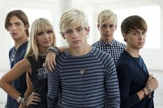 New Video: R5 - (I Can't) Forget About You