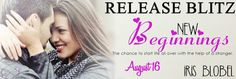 "Wonderful World of Books: ""New Beginnings"" by Iris Blobel Release Blitz!"