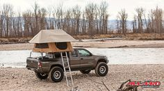 All-Pro Offroad's APex1 Extreme Overland Build - Page 17 - Tacoma World Forums