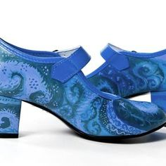 f57127648b2c0  al margen  estudio profesional de diseño y fotografía Zapatos De Flamenco