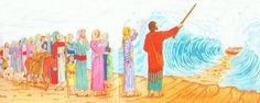 Les aventures de Moïse - 2