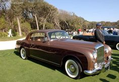 1958 Bentley Continental Coupe