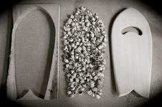 A LASCA SURFBOARDS, especializada em pranchas de surf de madeira, como alaia, paipo, handplane, skate, suportes, capas artesanais...