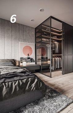 Bedroom Setup, Wardrobe Design Bedroom, Master Bedroom Interior, Room Design Bedroom, Bedroom Furniture Design, Home Room Design, Home Interior, Home Decor Bedroom, Bedroom Ideas