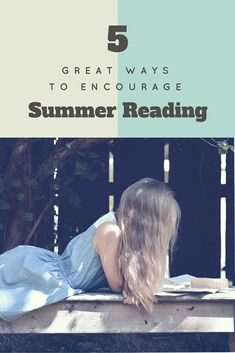 Have a reluctant reader? Here are 5 great tips to help them get excited about reading this summer! #hstips4moms