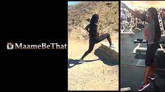 Sexy Girl From Ghana – Maame Fitness - http://www.myeffecto.com/r/1miz_pn