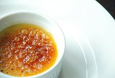Cardamom and Saffron Creme Brulee + Poetic Loveliness | Darjeeling Dreams
