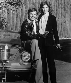 From the Archive: Robert Wagner wearing the Gucci Horsebit Loafer