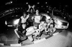 Skateboarding in Dubai (8 Pictures   Clip)