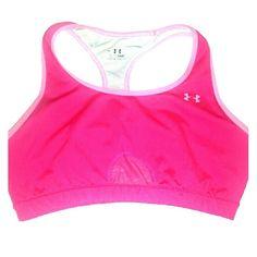 Under Armour sports bra Like new , gently used. Under Armour Intimates & Sleepwear Bras