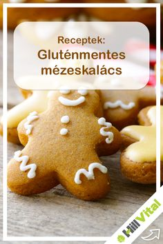 Sin Gluten, Gluten Free Diet, Gluten Free Recipes, Dairy Free, Paleo Dessert, Healthy Desserts, Diet Cake, What To Cook, Gingerbread Cookies