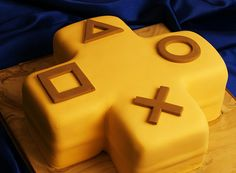 Playstation cake #PlayStation4 #PS4 #Dualshock4 #PS4Slim #PlayStation4slim