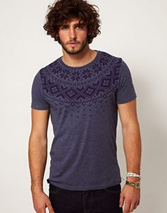 Fairisle Print for Asos.