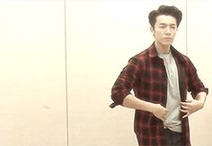 """""""Donghae being…Donghae"""""""