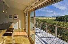 Blu Homes Unfolds a Glidehouse Prefab on Vashon Island in Washington Vashon Island Glidehouse-Blu Homes – Inhabitat - Green Design, Innovation, Architecture, Green Building