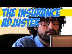 The Avengers - Insurance Adjuster