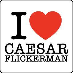I <3 Caesar Flickerman