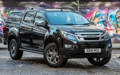 A SPECIAL version of the Isuzu D-Max has been released which is high on style and aimed at pick-up drivers who want to turn heads.The Blade becomes th. Rodeo, 4x4, Electric Pickup Truck, Isuzu D Max, Blade Sharpening, Ford F Series, Nissan Titan, Japanese Cars