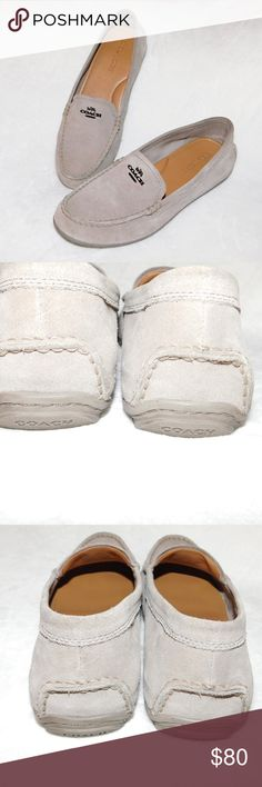 e200fce7bed COACH WOMENS MARY LOCK UP LOAFERS BRAND  COACH CONDITION  WORN 2-3 TIMES