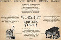 Worship St. Whistling Shop - London bar