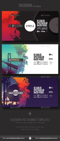 Web Design Tips and Guidelines Web Design, Homepage Design, Web Banner Design, Web Banners, Music Logo Inspiration, Banner Design Inspiration, Website Design Inspiration, Design Ideas, Facebook Banner