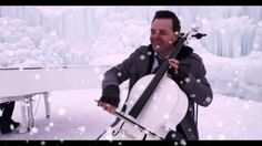 The Piano Guys - Let It Go (Frozen Snow Edit) 720p