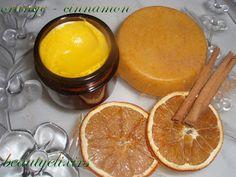 φυσικά καλλυντικά, αλχημείες & ελιξίρια: πορτοκάλι & κανέλα: κρέμα σώματος και σαπούνι! Homemade Beauty, Diy Beauty, Beauty Hacks, Beauty Cream, Natural Cosmetics, Soap, Health, Beauty Tricks, Health Care