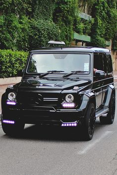 Mercedes-Benz Barbus G 63 AMG