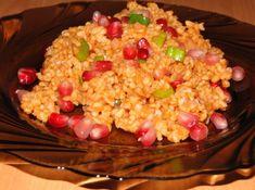 Grains, Rice, Vegetables, Food, Bulgur, Vegetable Recipes, Eten, Veggie Food, Seeds