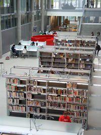 Elegant Deichmanske Bibliotek, Oslo, Norvège · OsloPublicLibraries
