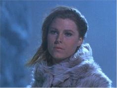 "Mariette Hartley (b.1940)... An actress who appeared in one Star Trek episode, ""All Our Yesterdays.""  Her voice is one of the most seductive of any woman I have ever heard."