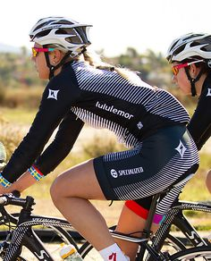 The Specialized kit made for #Lululemon looks awesome!