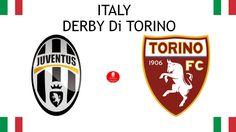 Italy (Torino Derby), Juventus v Torino FC Torino Juventus, Juventus Fc, Torino Fc, Sports Logos, Football Match, Team Logo, Derby, Logo Design, Italy