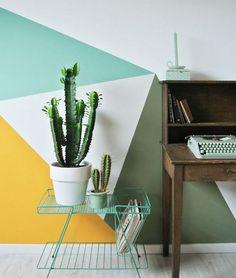 Choisir la couleur de ses murs est tout un travail...