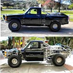 . 4x4 Trucks, Custom Trucks, Lifted Trucks, Cool Trucks, Cool Cars, Trophy Truck, Sand Rail, Square Body, Truck Design
