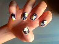 Bloempjes nagels