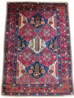 Vintage Persian Carpet Hamadan | L'Essenziale Boutique