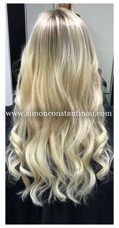Cardiff's Colour Correction Specialists ✨ Call 02920461191 for a complementary colour consultation  #simonconstantinou #hairdresserscardiff #blondehair #longhair #olaplex #goldwell #ashblonde