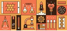 A collection of editorial illustrations for a range of publications including WIRED, ESPN and Monocle Magazines.