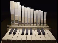 This Guy Built a Miniature Organ Entirely Out of Paper and It Actually Works     «TwistedSifter