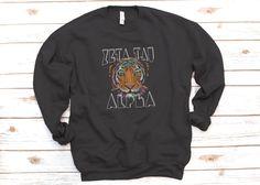 Alpha Phi Omega, Alpha Epsilon Phi, Alpha Sigma Alpha, Senior Sweatshirts, Gamma Sigma Sigma, Big Little Reveal, Sorority Gifts, Bella Canvas, Art Art