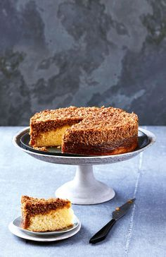 Danish dream cake recipe from The Scandi Kitchen by Brontë Aurell (Ryland Peters & Small). Photography by Peter Cassidy.