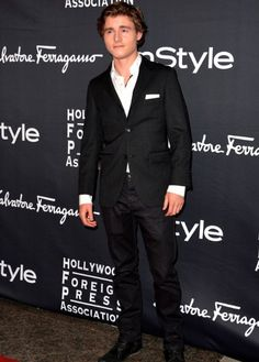 Actor Callan McAuliffe arrives at the TIFF HFPA / InStyle Party during the 2013 Toronto International Film Festival at Windsor Arms Hotel on September 9, 2013 in Toronto, Canada.
