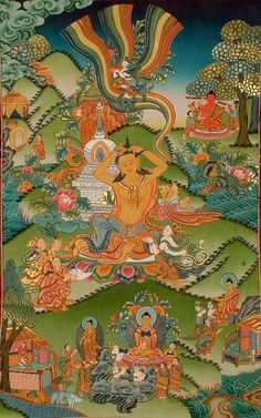 the lotus sutra or lotus of the good law is a buddhist