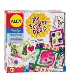ALEX My Flower Press Kit | zulily