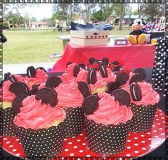Mickey Mouse Birthday Party Ideas   Photo 9 of 21   Catch My Party
