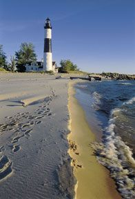 Ludington State Park One of my favorite places to visit when I was growing up in Michigan! Absolutely beautiful!